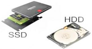 HDD и SSD